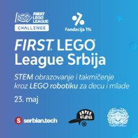 FIRST LEGO League dolazi u Srbiju